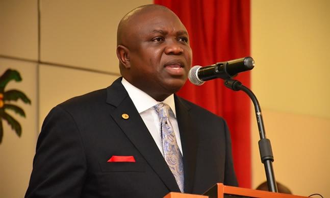 Governor Akinwunmi Ambode