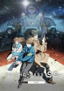 فيلم انمي Psycho-Pass: Sinners of the System Case.1 - Tsumi to Bachi مترجم بعدة جودات