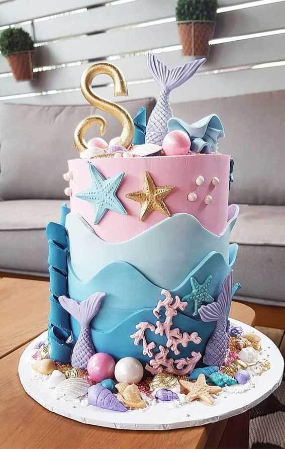 40 Pretty Cake Designs For Any Celebration