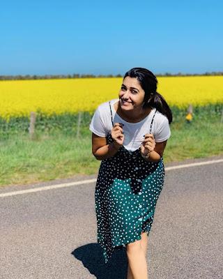 Actress Priya Bhavani Shankar Latest Stills Gallery