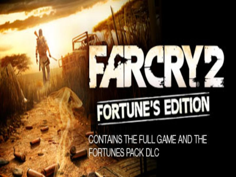 Download Far Cry 2 Game PC Free