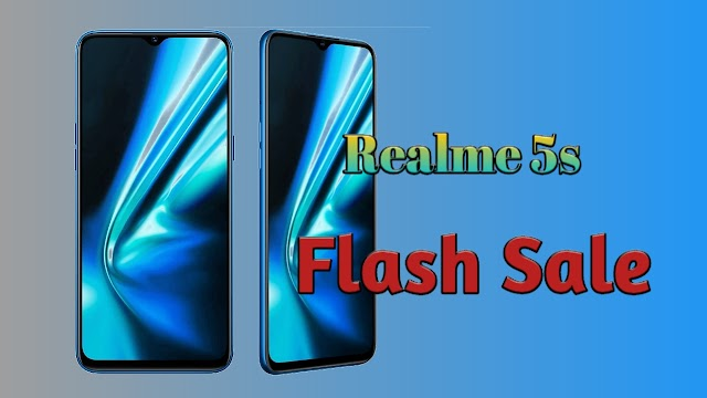 Realme 5s next sale Start  December 5, via Flipkart and Realme.com