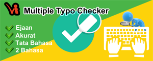 Multiple Typo Checker