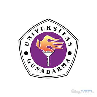 Universitas Gunadarma Logo vector (.cdr)