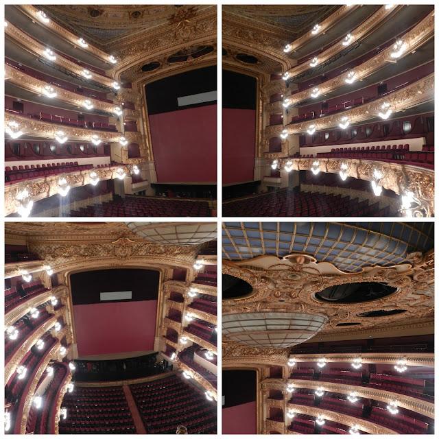 Grand Teatre del Liceu - Barcelona