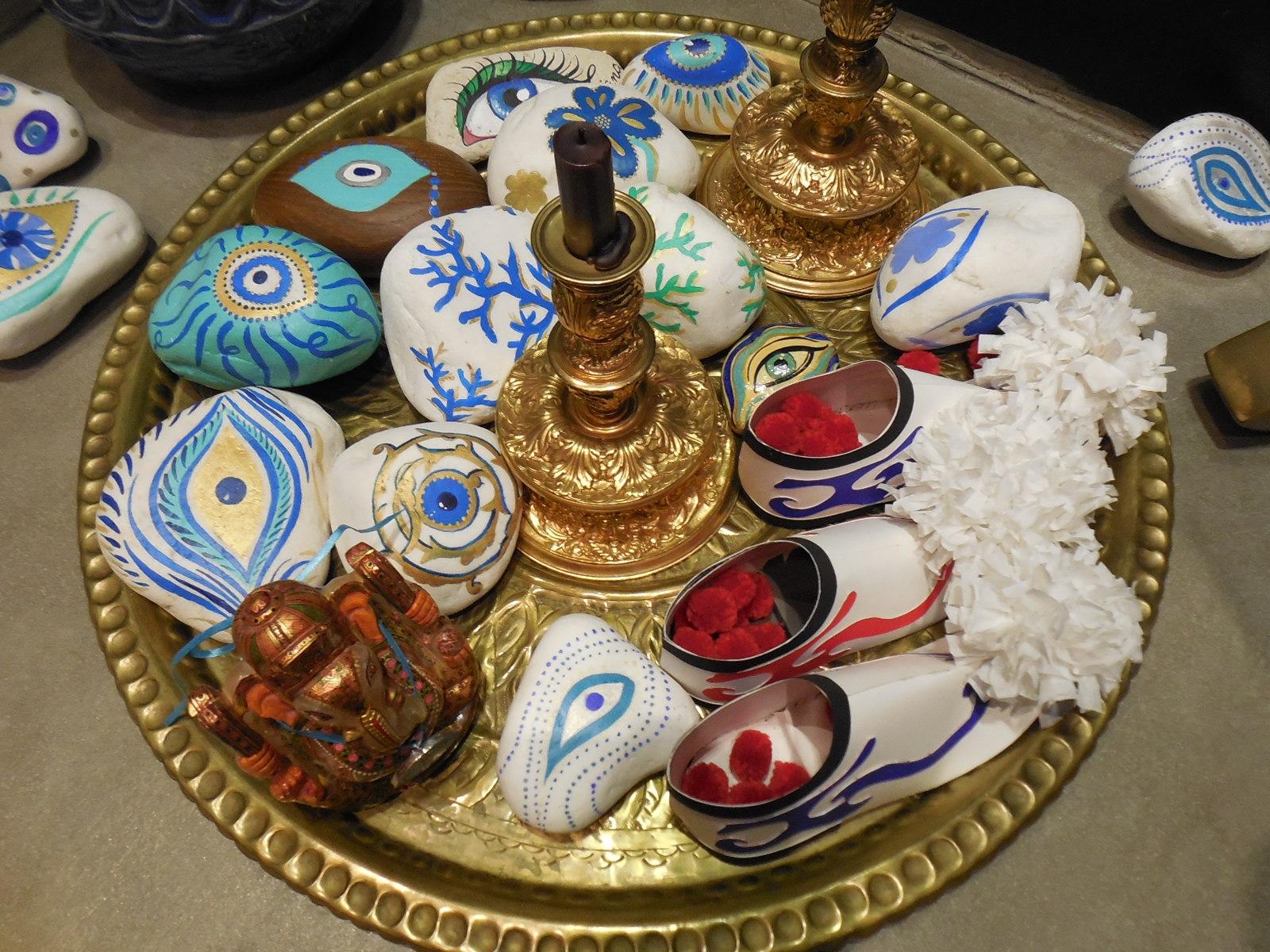Model Approved SurprEyes Greek Treasures By Liana Vourakis