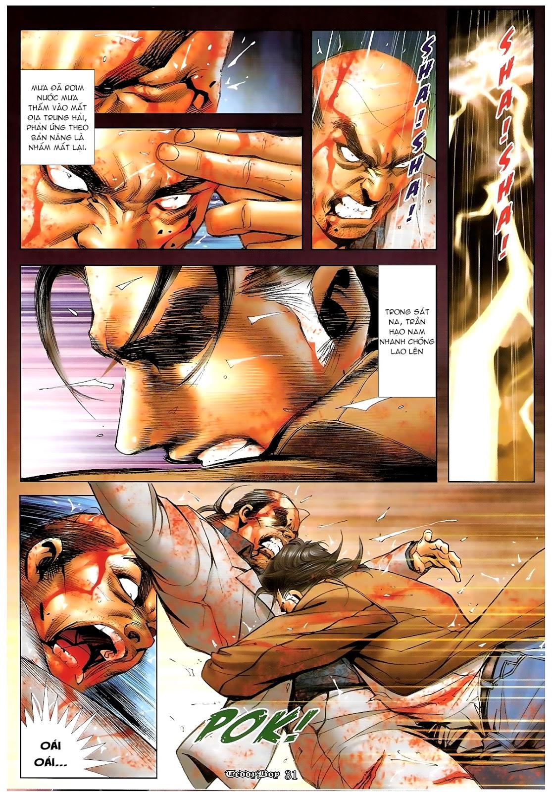 Người Trong Giang Hồ - Chapter 1236: Tối hậu nhất kích - Pic 26