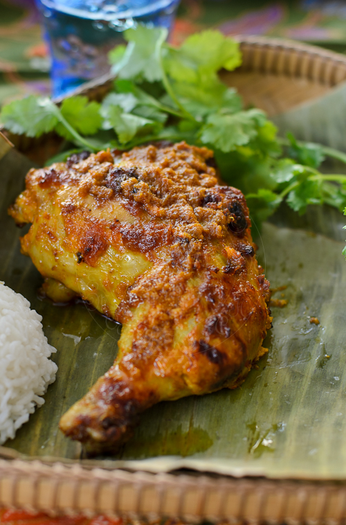Malaysian Flame Grilled Chicken
