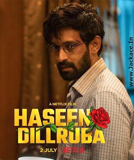 Haseen Dillruba First Look Poster 4