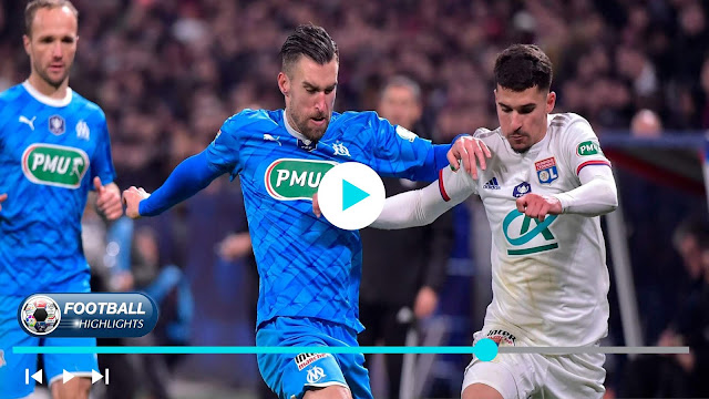 Lyon vs Marseille – Highlights