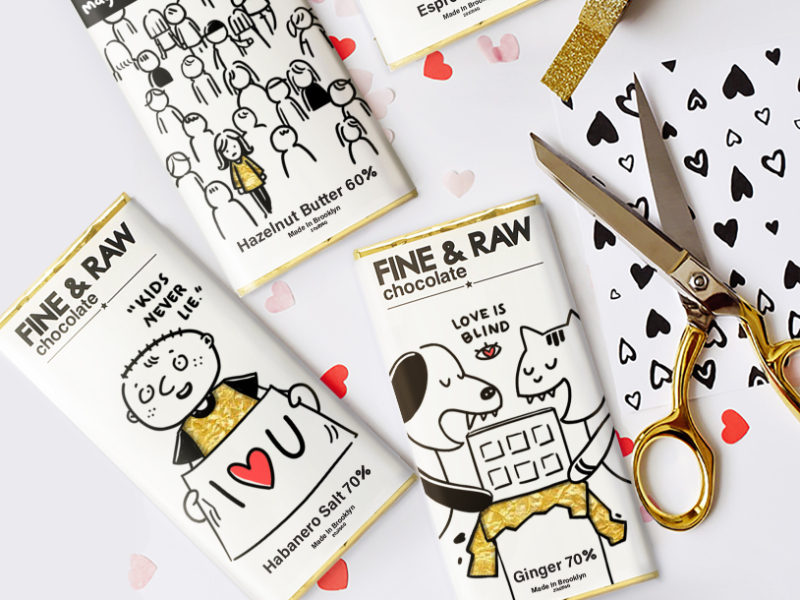 FINE & RAW Silly Valentine Edition
