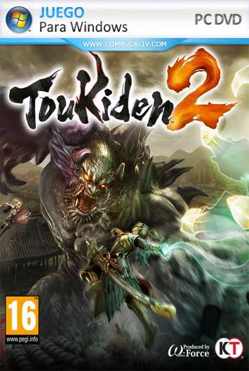 Toukiden 2 PC Full