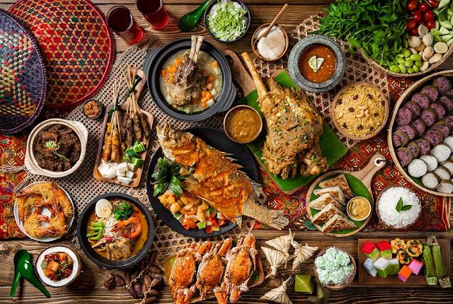 Serena Brasserie, InterContinental KL Ramadan 2019
