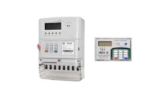 data beban energi listrik dengan meter elektronik amr