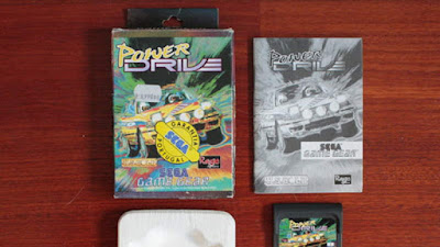 power drive game gear
