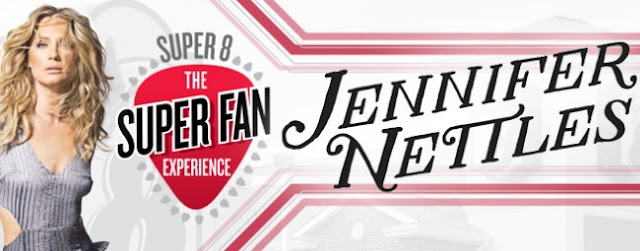 Super 8 has teamed up with iHeartMedia and they're offering you a chance to enter once to win a trip to see Jennifer Nettles perform and get a meet and greet with the country star!