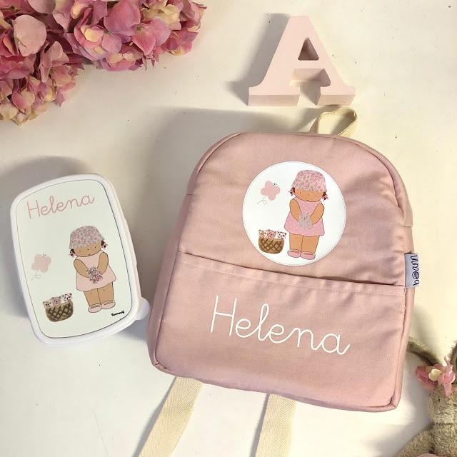 mochilas infantiles escolares personalizadas