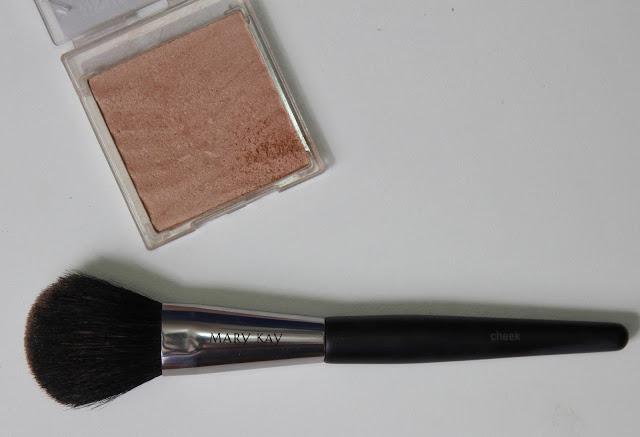 Pincel para pó facial Mary Kay: prático e eficiente