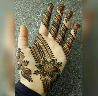 mehendi designs arabic