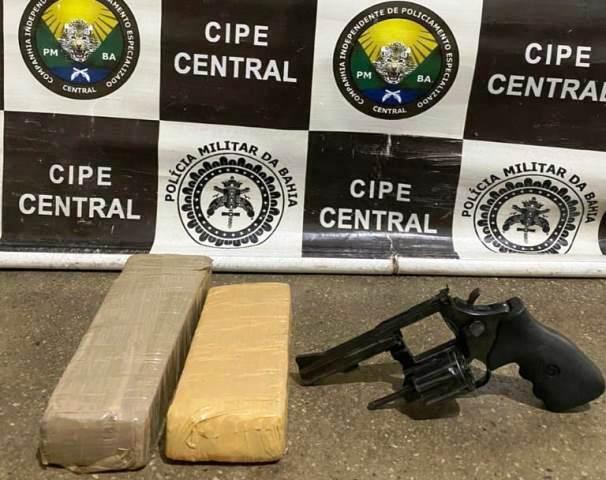 Suspeito de feminicídio morre após troca de tiros com a Cipe Central em Tanhaçu