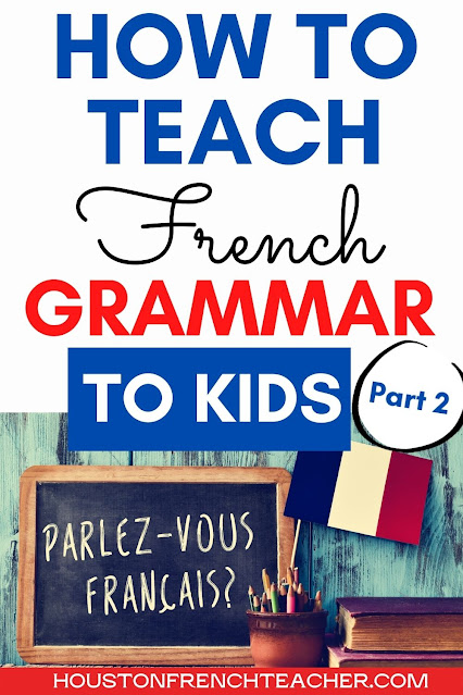 French Verb Conjugation