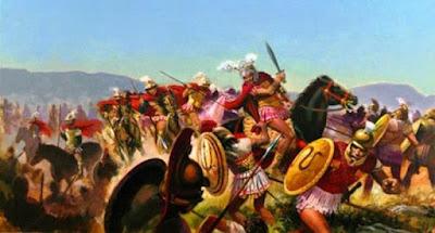Σε ποια περιοχή της Ελλάδας έγιναν συγκλονιστικές μάχες
