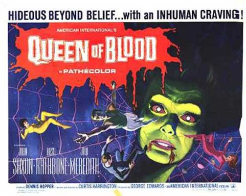 Queen of Blood (Planeta Sangriento), uno de los referentes claros de Lifeforce