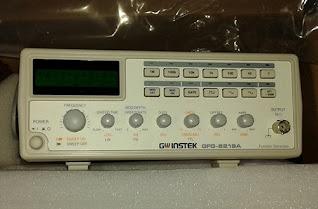 Darmatek Jual GW Instek GFG-8219A Analog Function Generator