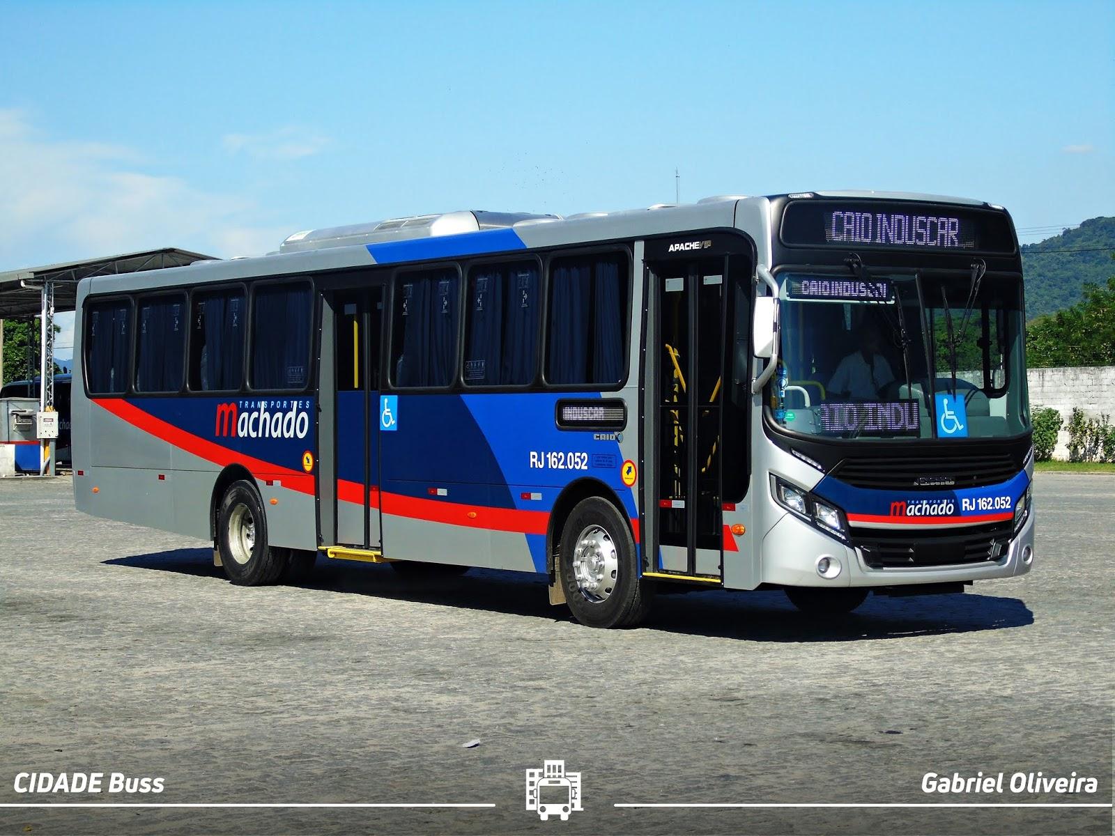 Imagem Transportes Machado