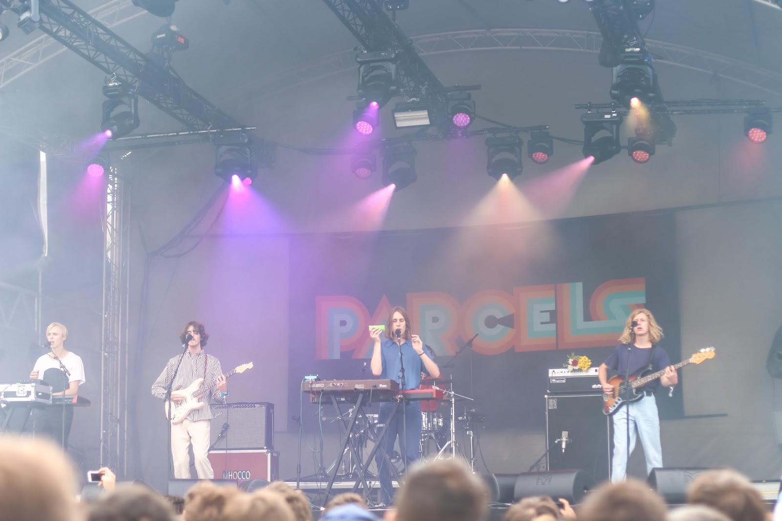 live parcels festival cabourg mon amour