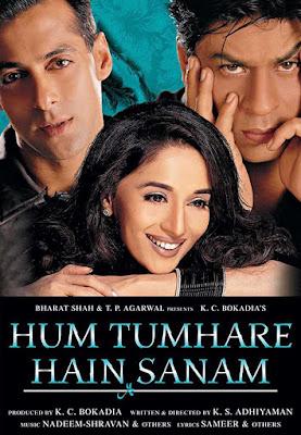 Hum Tumhare Hain Sanam 2002 Hindi 720p HDRip 1.4GB