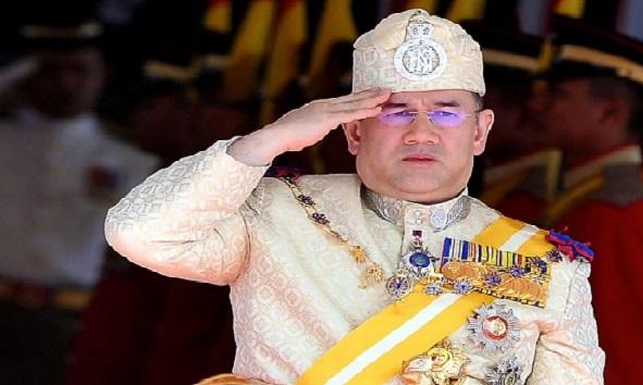 Yahoo! 24 April Diisytihar Sebagai Cuti Umum Sempena Istiadat Pertabalan Yang di-Pertuan Agong ke-15, Sultan Muhammad V