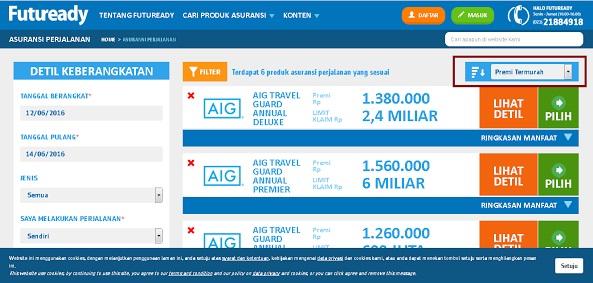 Asuransi Perjalanan, Solusi Kenyamanan Perjalanan Anda.