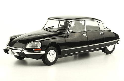 Citroën DS 23 Pallas 1973 coches inolvidables salvat