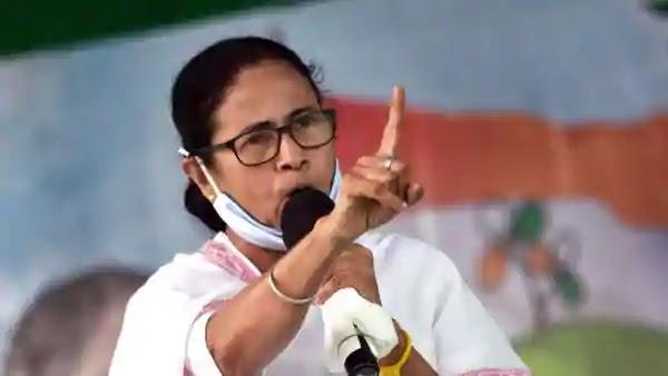 पश्चिम बंगाल में 8 चरणों के चुनाव पर सीएम ममता बनर्जी ने उठाए सवाल, कहा किसके इशारे पर
