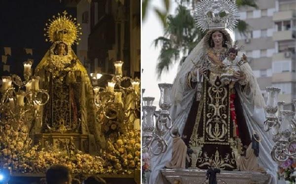 San Leandro y San Pablo, dos nuevas procesiones carmelitas suspendidas en Sevilla
