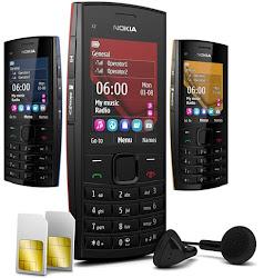 spesifikasi nokia x2-02 dual sim, harga hp nokia x2-02 bulan ini, kekurangan ponsel dua kartu nokia x2-02