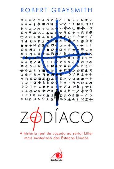 Capa do livro Zodíaco