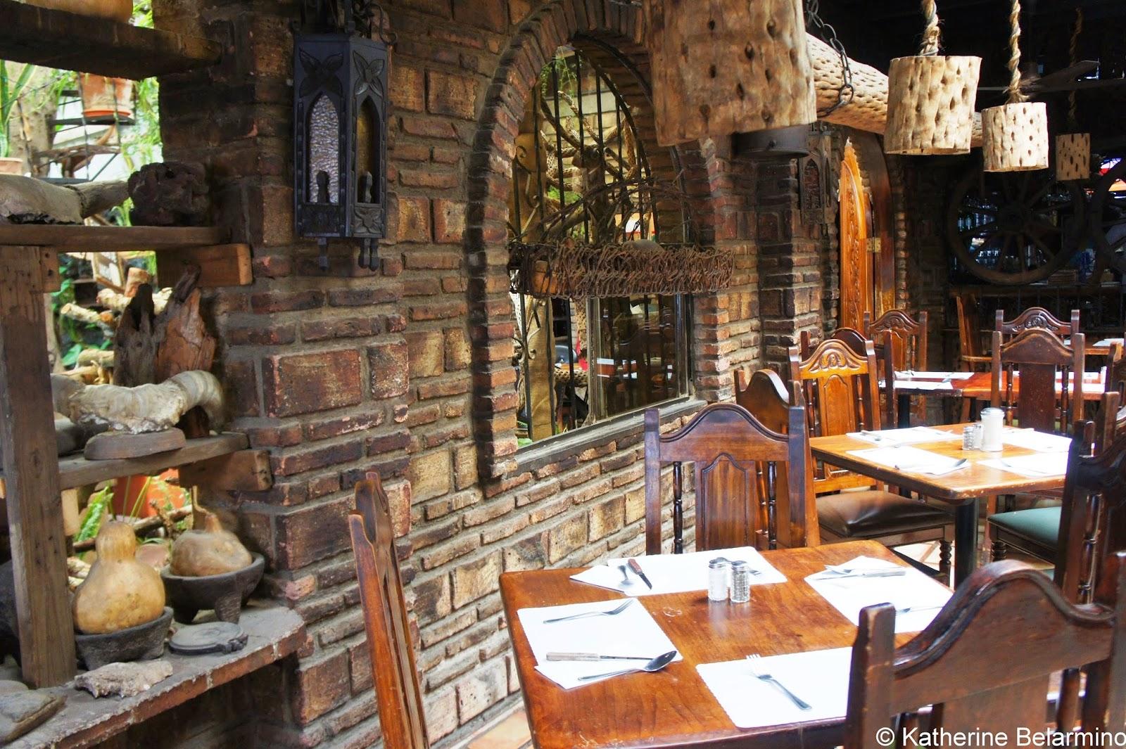 Restaurante El Nido Rosarito Baja California Mexico
