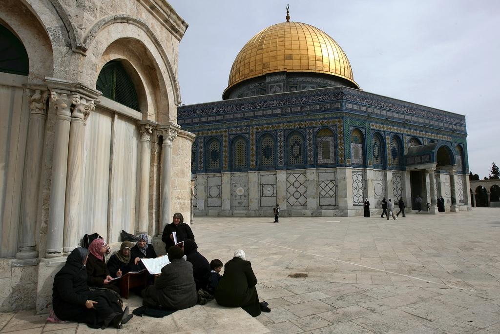 Islamic wallpapers masjid al aqsa - Al aqsa mosque hd wallpapers ...