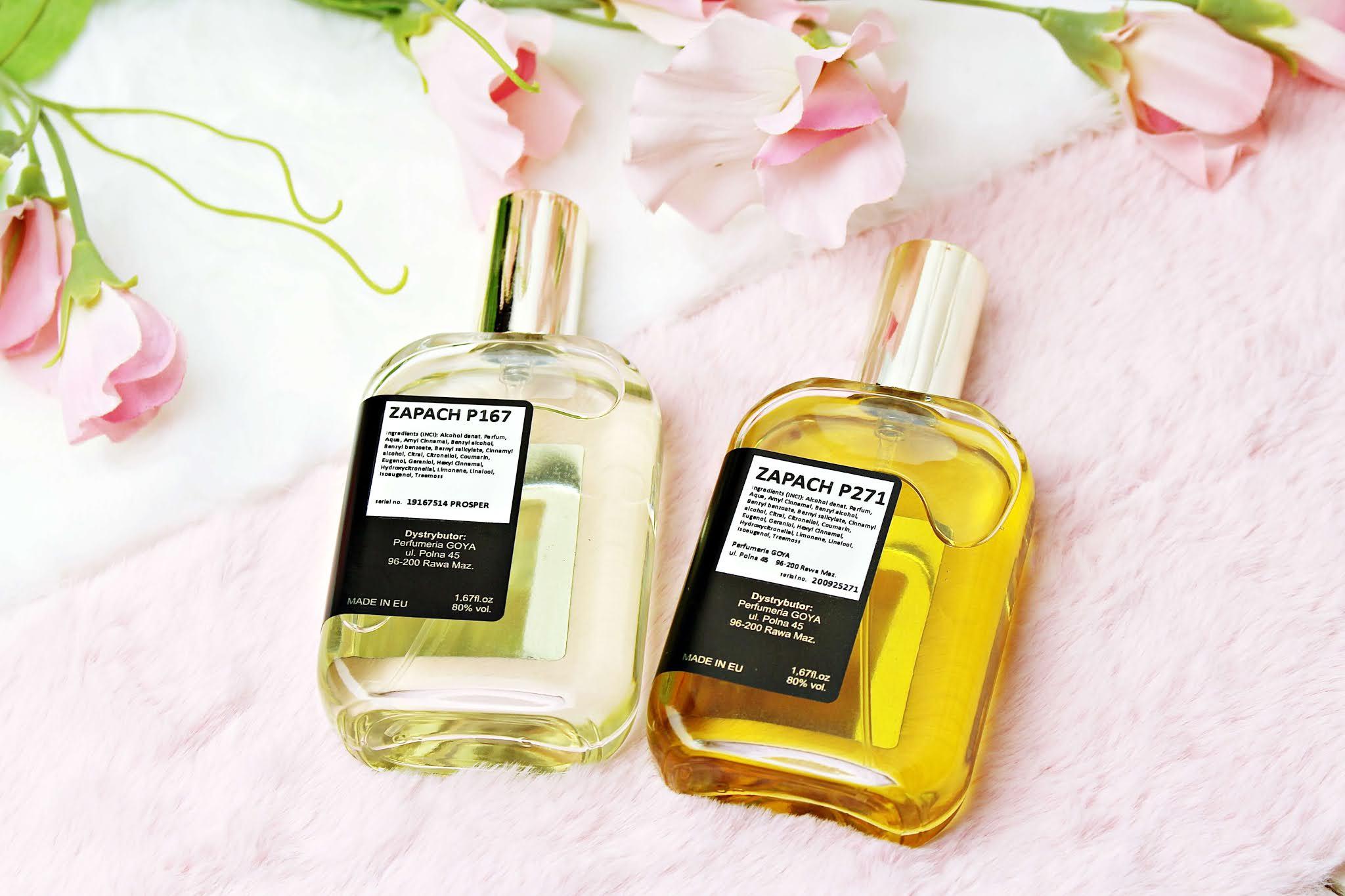 Inspirowane perfumy Goya zamienniki perfum