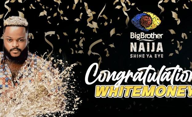 Nigeria: As Predicted By Premium Times, Whitemoney Wins BBNaija 'Shine Ya Eye' Edition