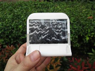 Lampu Tenaga Matahari S1 Solar Sensor Light