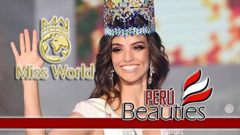 Miss World 2018 es Mexico