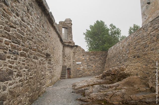 Ross Castle Irlanda castillo Killarney Condado de Kerry