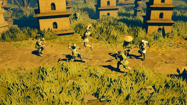 Free Download  9 Monkeys of Shaolin