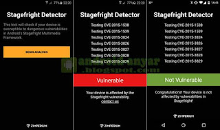Download Stagefright Detector: Cara Mudah Cek Android dari Virus Stage Fright