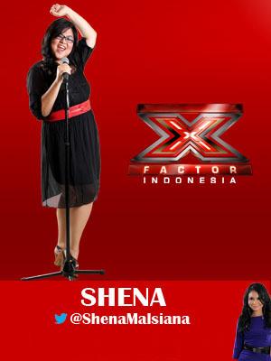 Download Lagu Shena Malsiana - Paradise (X Factor Indonesia)