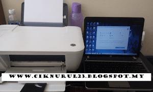 Cara Install Printer Tanpa CD