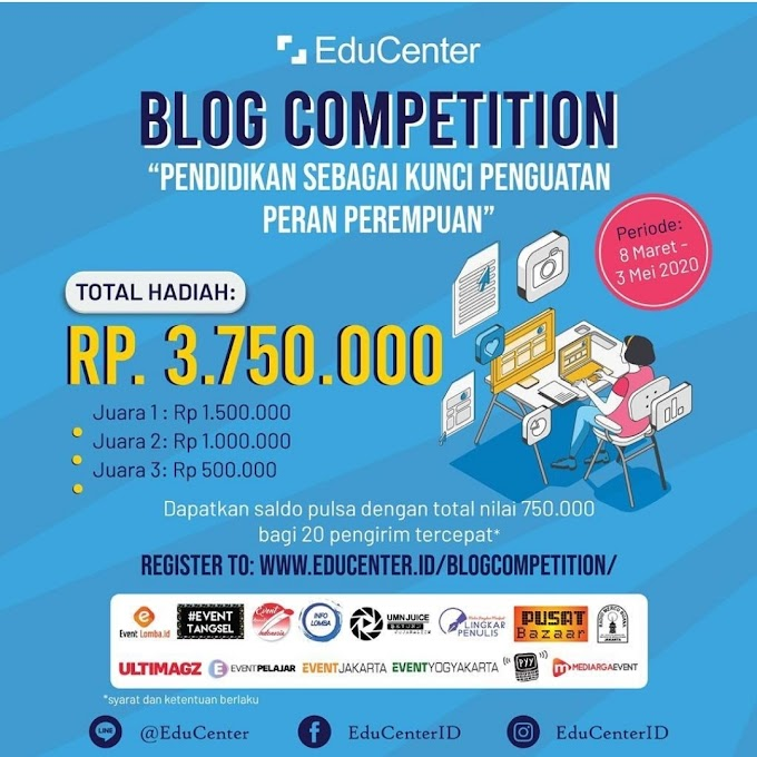 Blog Competition Edu center